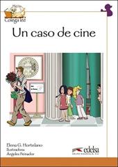 Colega Lee 4. 5/6 Un Caso de Cine (читанка) - фото обкладинки книги