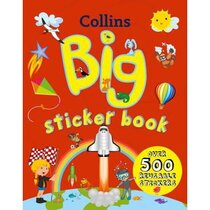Посібник Collins Big Sticker Book