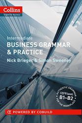 Collins Business Grammar And Practice Intermediate - фото обкладинки книги