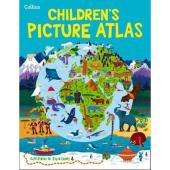 Collins Children's Picture Atlas - фото обкладинки книги