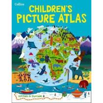 Робочий зошит Collins Children's Picture Atlas