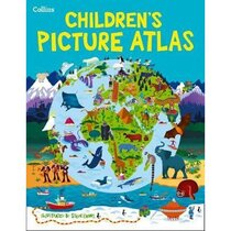 Посібник Collins Children's Picture Atlas