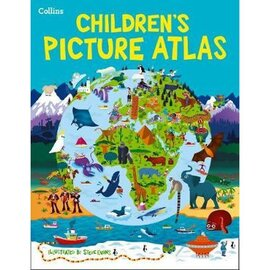 Посібник Collins Children's Picture Atlas