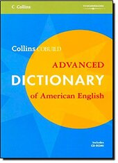 Collins Cobuild Advanced Dictionary American English with CD-ROM - фото обкладинки книги