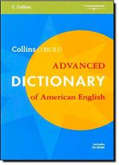 Collins Cobuild Advanced Dictionary American English with CD-ROM - фото обкладинки книги