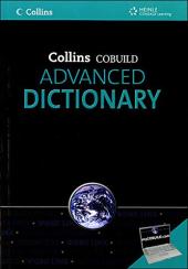 Collins Cobuild Advanced Dictionary PB with CD-ROM + my COBUILD.com access - фото обкладинки книги