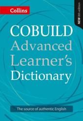 Collins COBUILD Advanced Learner's Dictionary - фото обкладинки книги