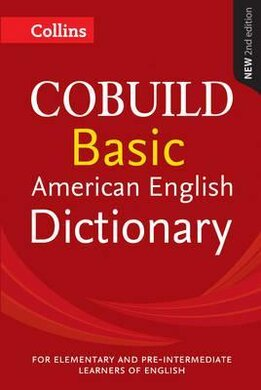 Посібник Collins Cobuild Basic American English Dictionary