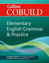 Collins Cobuild Elementary English Grammar and Practice (2nd edition) - фото обкладинки книги