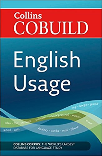 Посібник Collins Cobuild English Usage