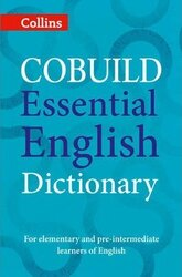 Collins Cobuild Essential English Dictionary: A1-B1. 2nd edition - фото обкладинки книги