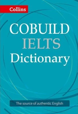 Collins Cobuild IELTS Dictionary - фото книги