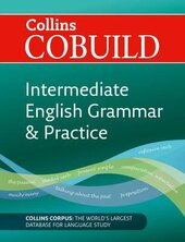Collins Cobuild Intermediate English Grammar and Practice (2nd edition) - фото обкладинки книги
