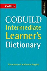 Collins COBUILD Intermediate Learner's Dictionary - фото обкладинки книги