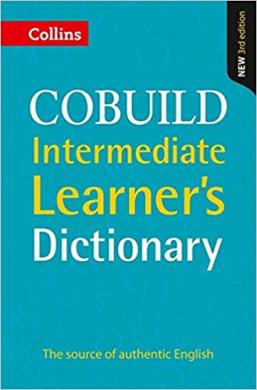 Словник Collins COBUILD Intermediate Learner's Dictionary