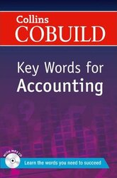 Підручник Collins Cobuild Key Words for Accounting with Mp3 CD