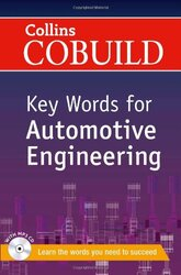 Collins Cobuild Key Words for Automotive Engineering with Mp3 CD - фото обкладинки книги