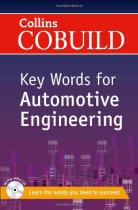 Посібник Collins Cobuild Key Words for Automotive Engineering with Mp3 CD