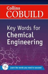Collins Cobuild Key Words for Chemical Engineering with Mp3 CD - фото обкладинки книги