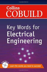 Collins Cobuild Key Words for Electrical Engineering with Mp3 CD - фото обкладинки книги