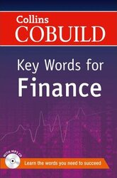 Collins Cobuild Key Words for Finace with Mp3 CD - фото обкладинки книги