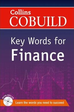 Collins Cobuild Key Words for Finace with Mp3 CD - фото книги