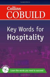 Collins Cobuild Key Words for Hospitality with Mp3 CD - фото обкладинки книги