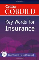 Підручник Collins Cobuild Key Words for Insurance with Mp3 CD