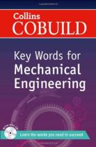 Посібник Collins Cobuild Key Words for Mechanical Engineering with Mp3 CD