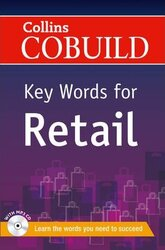 Collins Cobuild Key Words for Retail with Mp3 CD - фото обкладинки книги