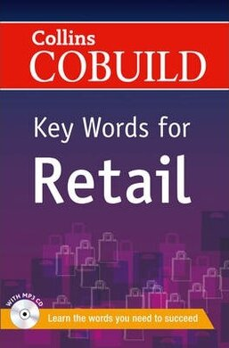 Collins Cobuild Key Words for Retail with Mp3 CD - фото книги