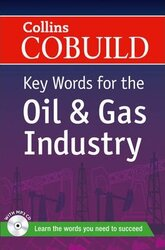 Посібник Collins Cobuild Key Words for the Oil and Gas Industry with Mp3 CD