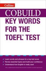 Collins Cobuild Key Words for the TOEFL - фото обкладинки книги
