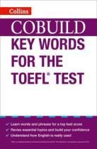 Аудіодиск Collins Cobuild Key Words for the TOEFL