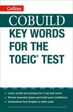 Collins Cobuild Key Words for the TOEIC Test - фото книги