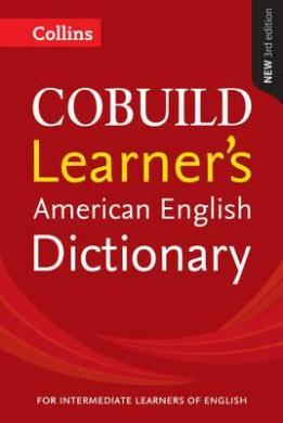 Посібник Collins Cobuild Learner's American English Dictionary