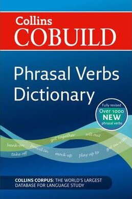 Посібник Collins Cobuild Phrasal Verbs Dictionary