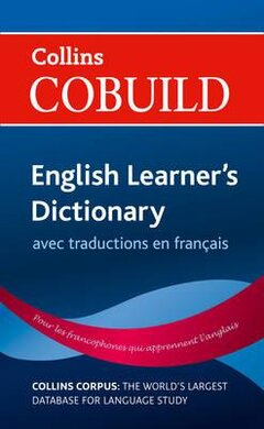 Посібник Collins Cobuild Pocket English-English-French Dictionary