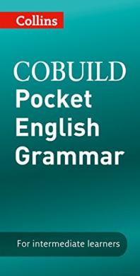 Посібник Collins Cobuild Pocket English Grammar