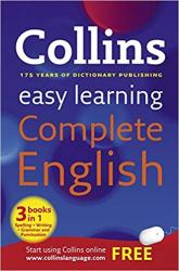 Collins Easy Learning Complete English - фото обкладинки книги