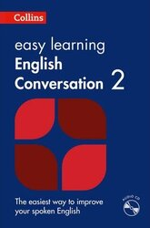 Collins Easy Learning English Conversation : Book 2 - фото обкладинки книги