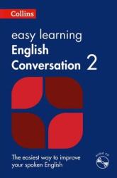 Collins Easy Learning English Conversation : Book 2 - фото обкладинки книги