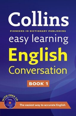 Collins Easy Learning: English Conversation Book1 - фото книги
