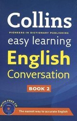 Collins Easy Learning English Conversation : Intermediate Level - фото обкладинки книги
