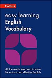 Collins Easy Learning English - Easy Learning English Vocabulary - фото обкладинки книги