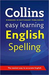 Посібник Collins Easy Learning English Spelling