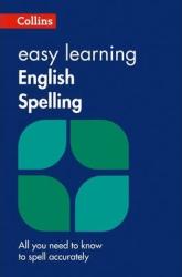 Collins Easy Learning English Spelling - фото обкладинки книги