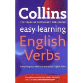Collins Easy Learning English Verbs - фото обкладинки книги