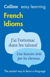 Collins Easy Learning French Idioms - фото обкладинки книги