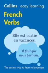 Collins Easy Learning French Verbs - фото обкладинки книги